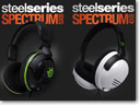 SteelSeries intros Spectrum audio Line for Xbox 360