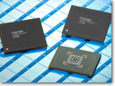 Toshiba Launches 128GB Embedded NAND Flash Memory Modules