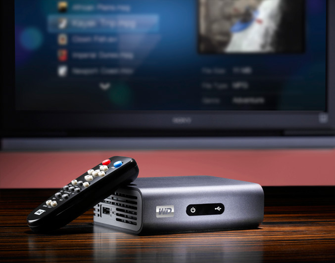WD TV Live Plus Media Player