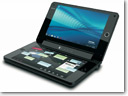 Toshiba reveals the world's first dual-touchscreen mini-notebook – libretto W100