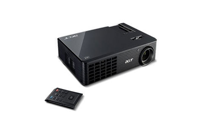 3D Ready Acer Projector 1261 Acer Launched Three New 3D Ready Projectors in Canada