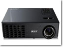 Acer Launched Three New 3D-Ready Projectors in Canada