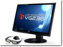 New 23&#8243; ASUS VG236H Full HD Display with nVidia 3D Vision