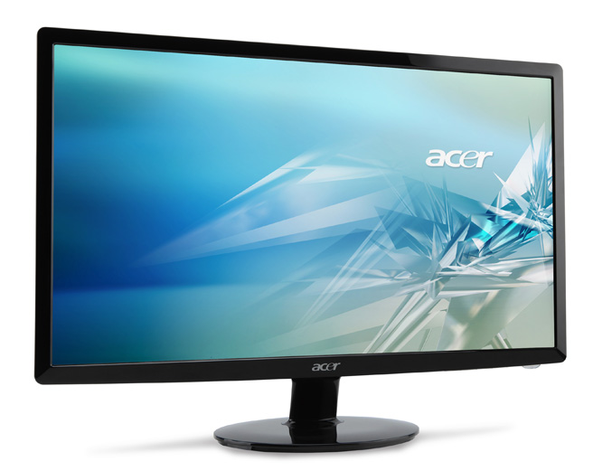 Acer S1 Series Monitors
