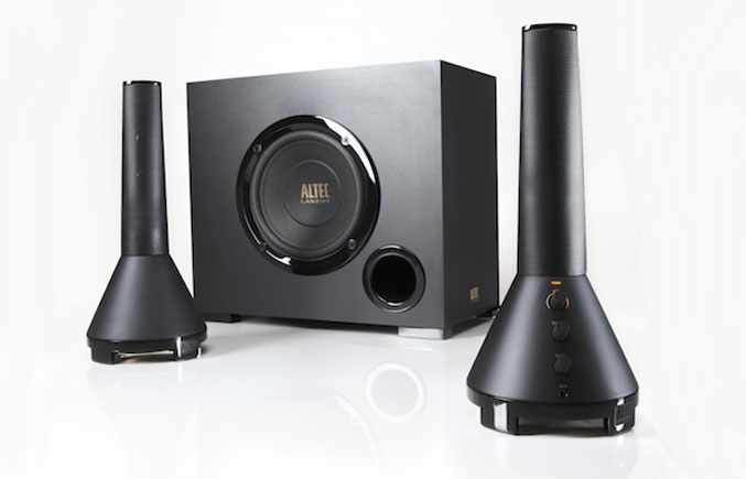 Altec Speakers1 The Octane 7 VS4621 Speakers Announced by Altec Lansing