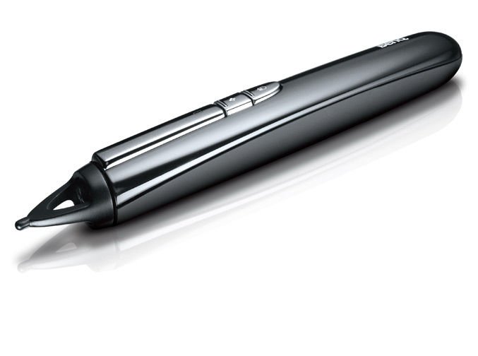 BenQ MP780ST interective pen