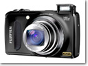 FujiFilm reveals FinePix F300EXR with 15x zoom compact digital camera
