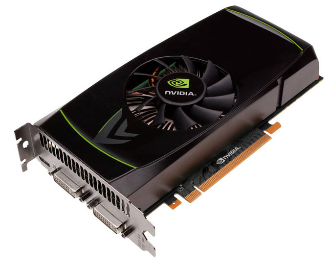 NVIDIA GeForce GTX 460 official