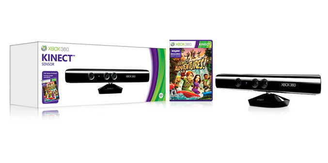 Kinect and Kinect Adventures