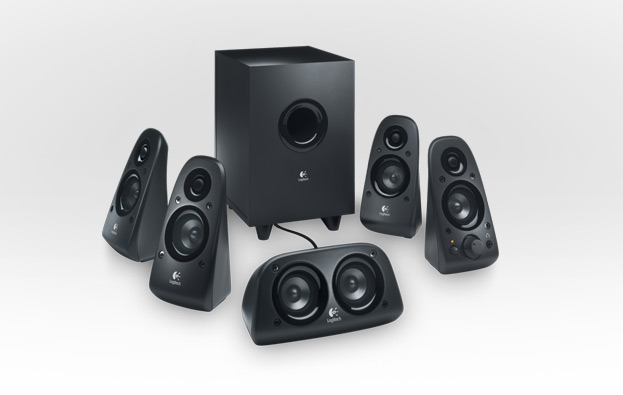 Logitech reveals Surround Sound Speakers Z506