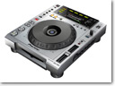 Pioneer's new CDJ-850 Media Player