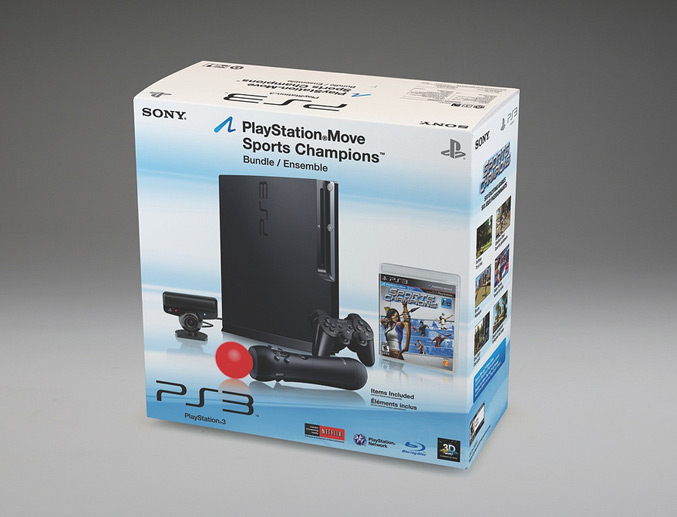 PlayStation 3 Sports Champion Move Bundle