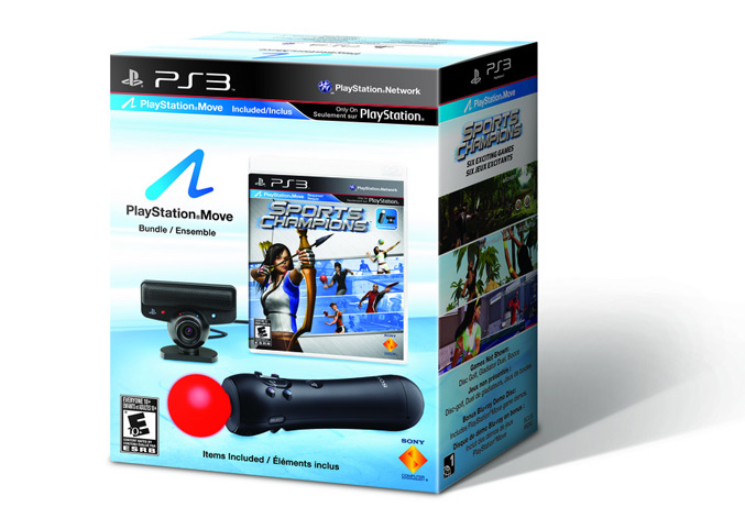 PlayStation Move Bundle