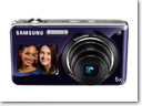 New Samsung DualView ST600 and ST100 cameras