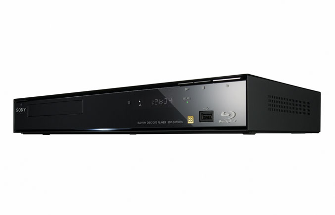 Sony BDV S1700ES New ES AV Receivers and Blu Ray 3D Player By Sony