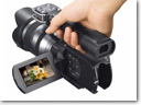 Sony Handycam NEX-VG10E: first interchangeable lens HD camcorder