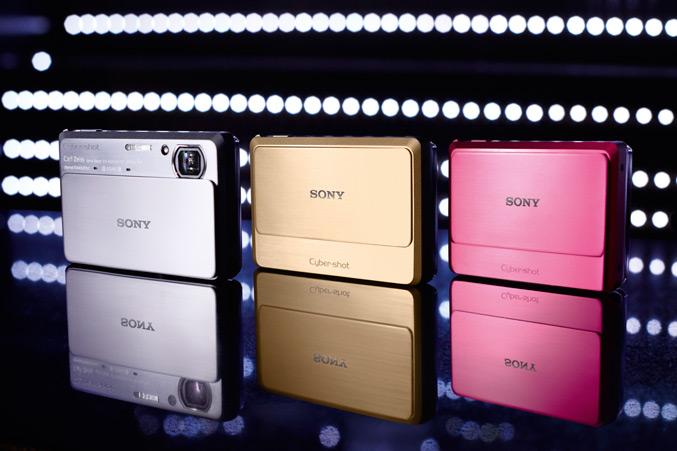 Sony TX9 digital camera