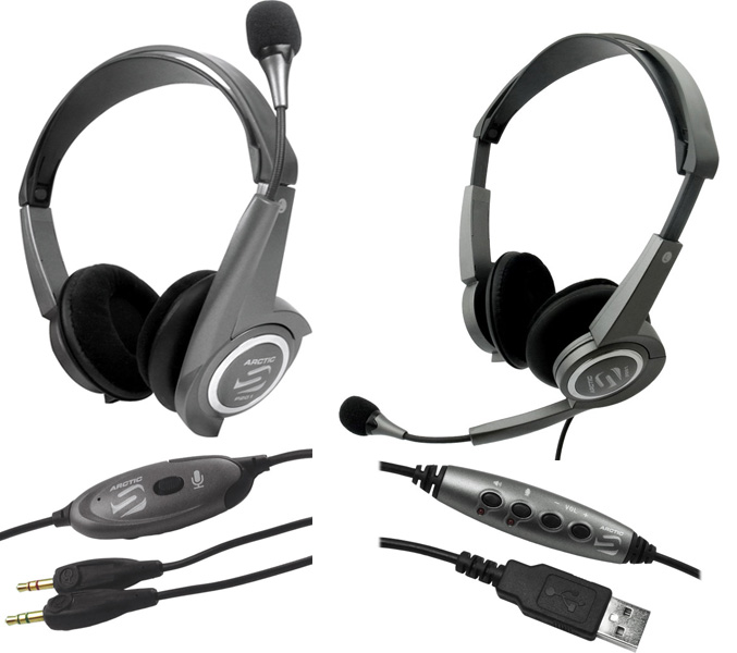 ARCTIC SOUND P201 and P261
