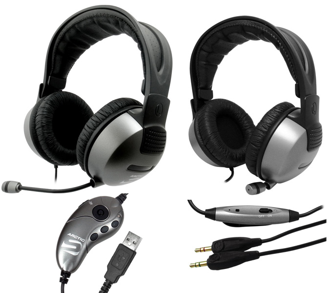 ARCTIC SOUND P321 and 301