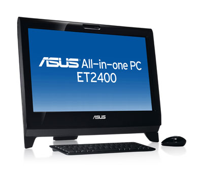 Asus intros ET2400 Series All-in-one PC