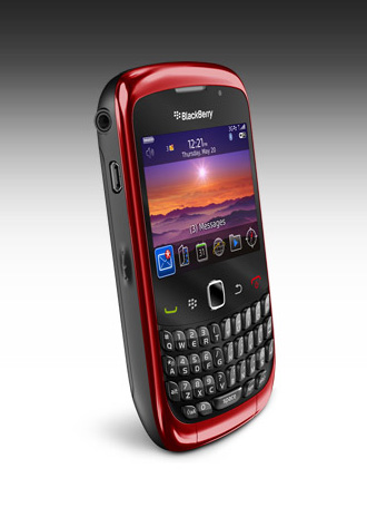BlackBerry Curve 3G Smartphone official