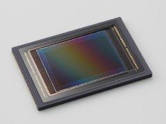 Canon 120 megapixel CMOS sensor