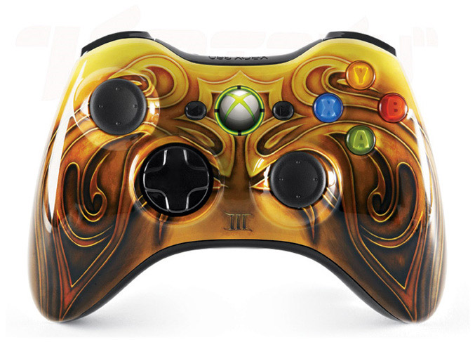 Fable III Limited Edition Wireless Controller