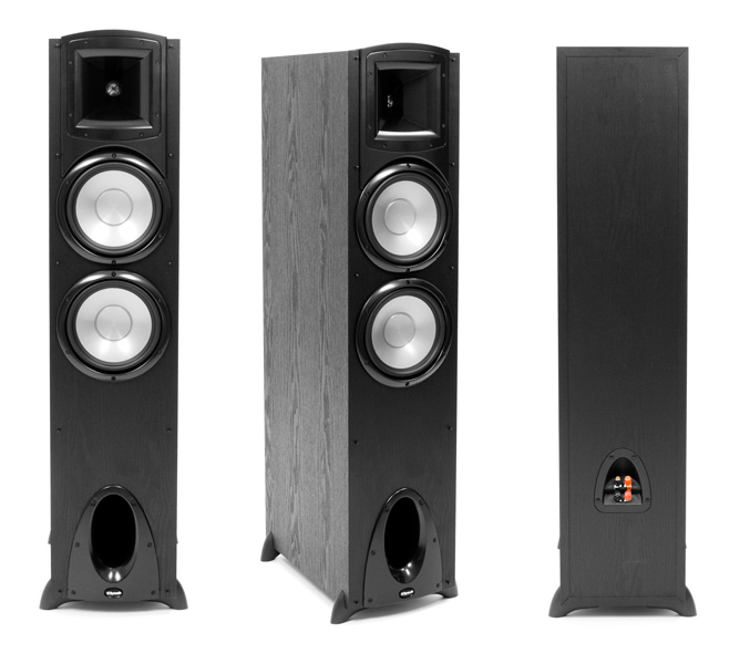 Klispch Synergy speaker series F-30