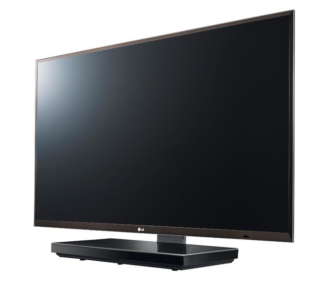 LG LEX8 3D LCD TV