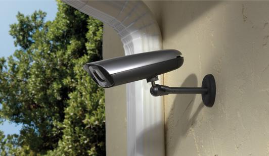 Logitech Alert 750e Outdoor Master System