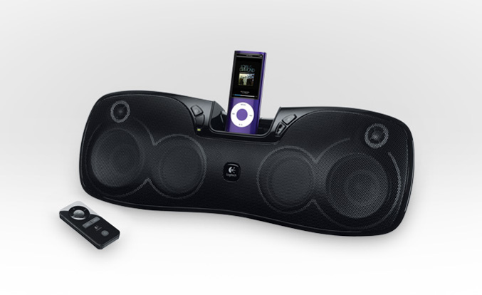 Logitech announces Rechargeable Speaker S715i iPhone/iPod Dock