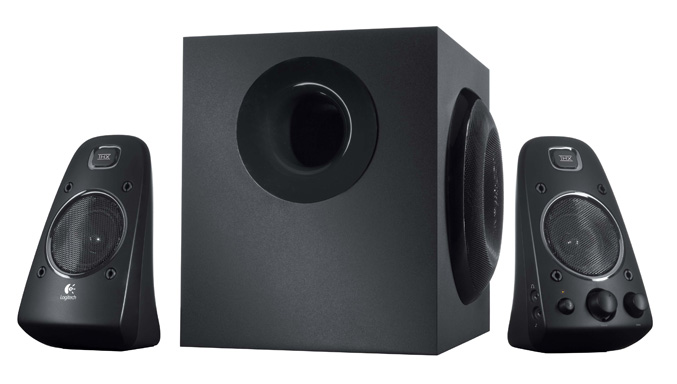 Logitech unveils THX Certified Speaker System Z623