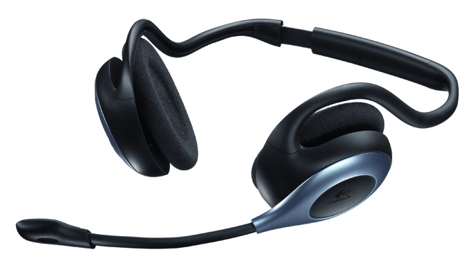 Logitech Wireless Headset H760 with built-in equalizer