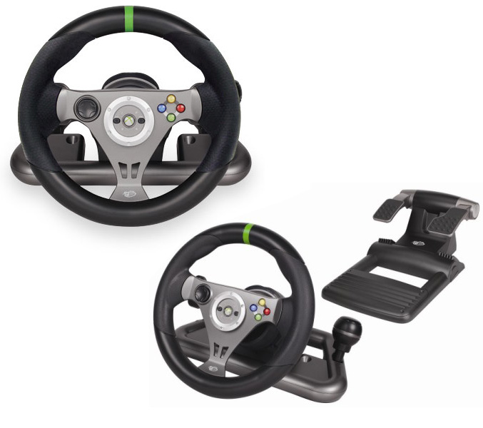 MadCatz outs new Wireless 360 Racing Wheel