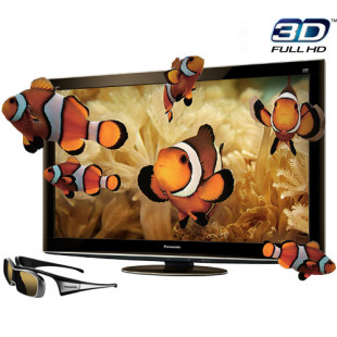 Panasonic's New VIERA GT25 Full HD 3D Plasma Series