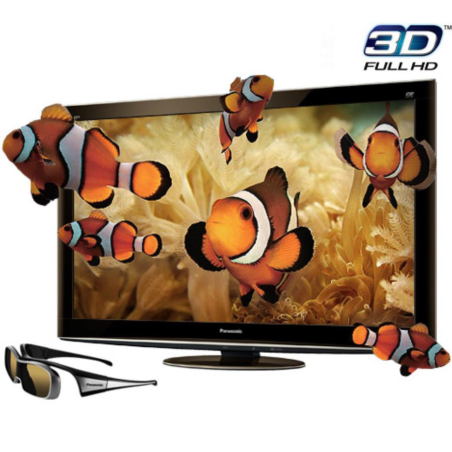Panasonic's New VIERA GT25 Full HD 3D Plasma Series