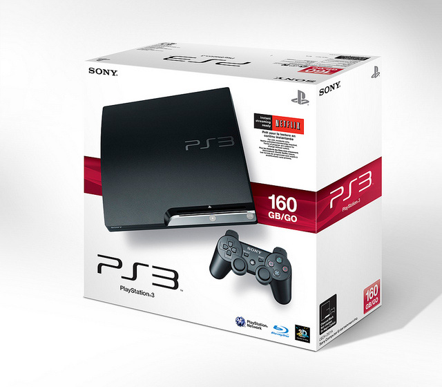 Playstation 3 160GB model