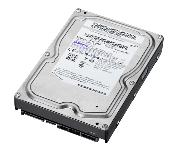 Samsung announced 2TB EcoGreen F4EG hard drive