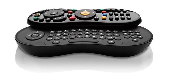 TiVo Slide Remote