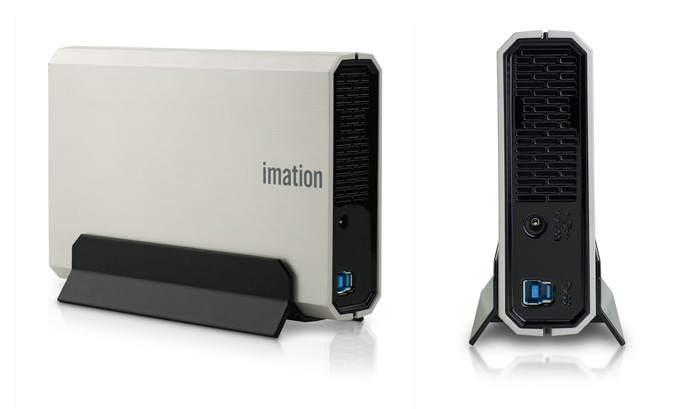 Imation adds four new Apollo external hard drives