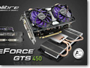 Sparkle comes up with own GeForce GTS 450 Graphics Cards with Arctic Cooling Solution