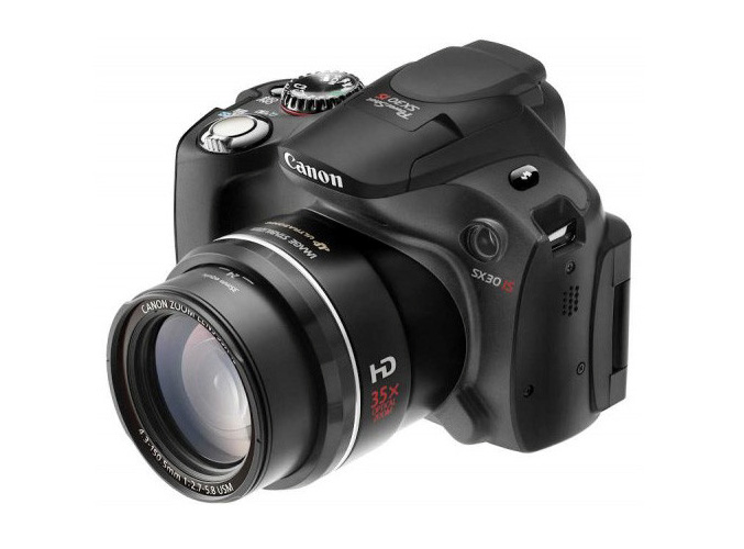 Canon announces PowerShot G12 and PowerShot SX30 IS digital cameras