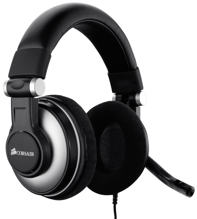Corsair debuts HS1 USB Gaming headset