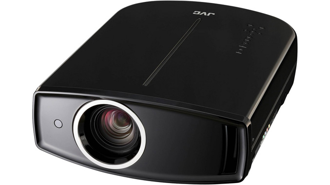 JVC DLA-HD250/250Pro Home Theater Projector