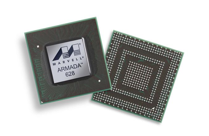 Marvell ARMADA 628 Tri-Core Processor