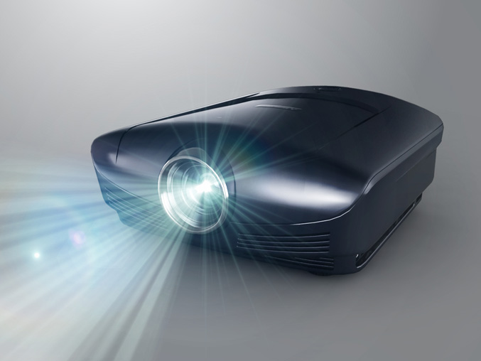 Mitsubishi- Diamond 3D High Definition Home Theater Projector