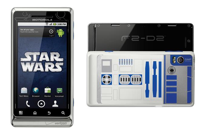 Motorola Droid2 R2 D2