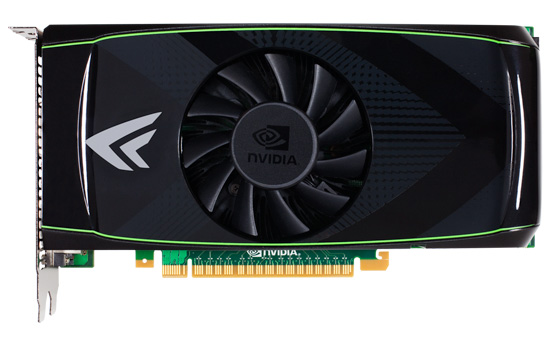 NVIDIA GeForce GTS 450 official