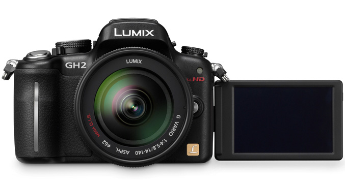 Panasonic LUMIX DMC-GH2 official
