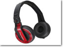 New HDJ-500 Series Headphones by Pioneer